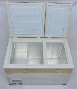 Portable Car Fridge Freezer 42L-168L pictures & photos