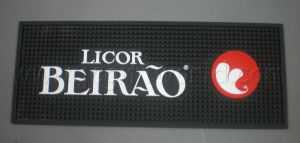 Custom Barmat Rubber Bar Runner Soft PVC Bar Mat