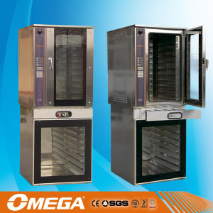 10 Trays Hot Air Circulation Baking Oven with CE and ISO pictures & photos