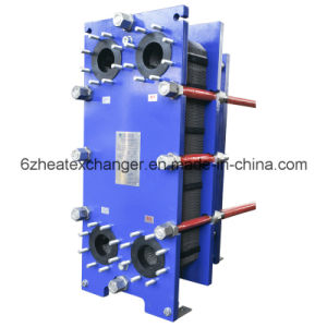 High Efficiency Sanitary Heat Exchanger for Food Processing (equal M6B/M6M)