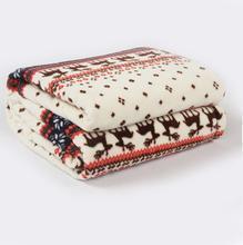 Super Soft Coral Fleece Blanket