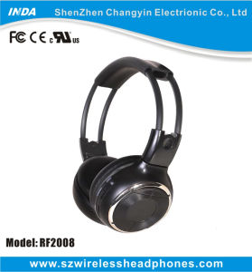 Universal Silent Disco DJ Wireless Stereo Headphones (RF2008)