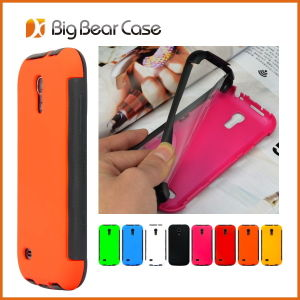 with Screen Guard Protective Case for Samsung S4 Mini