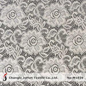 Textile Flower Luxury Lace Fabric (M1039) pictures & photos