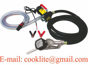12V/24V 175W Diesel Fuel Oil Transfer Pump Kit - 45L/Min pictures & photos