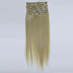 New Combination Clip in Hair Extensions Wholesale Factory Price Nhcl011