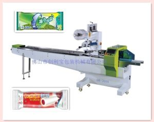 Servo Automatic Ice Cream Bar Packaging Machine (CB-300S)
