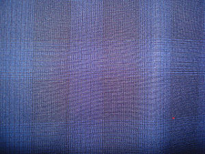 Print T/R / Sorona Yarn Dyed Hidden Check Twill Fabric pictures & photos