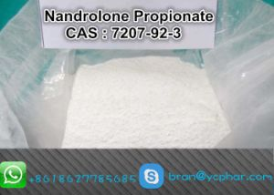 Hot Cutting Cycle Steroid Nandrolone Propionate CAS: 7207-92-3 pictures & photos