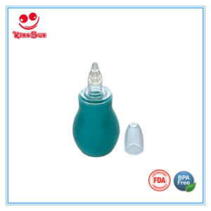 Easy Use Safety Silicone Nasal Aspirator for Babies pictures & photos
