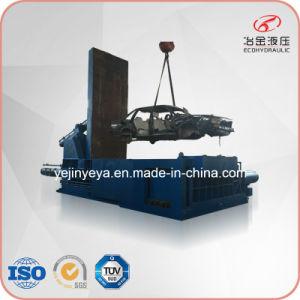 Ydt-400 Hydraulic Iron Aluminum Copper Metal Scrap Car Baler Machine pictures & photos