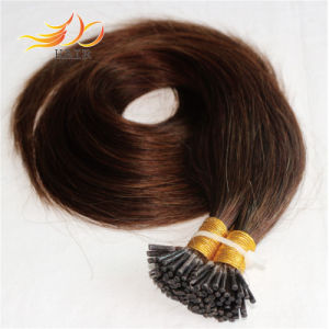 Human Hair Extension I-Tip Prebonded Hair Extension All Colors pictures & photos