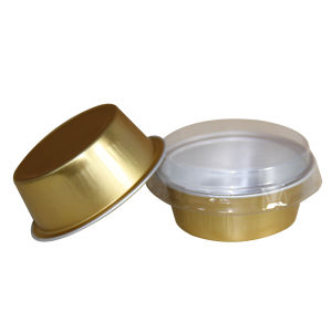 Disposable Smoothwall Aluminium Foil Container pictures & photos