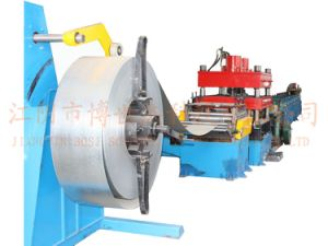 Steel Corrugated Silo Rack Roll Forming Machine pictures & photos