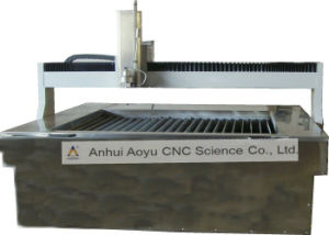 3-Axis Stainless Steel CNC Water Jet Cutting Machine for Metal Cutting pictures & photos