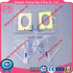 Disposable Pediatric Urine Drainage Bag Ce pictures & photos