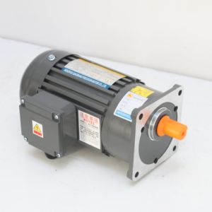 Three/Single Phase Horizontal Vertical Gear Reducer AC Geared Motor pictures & photos