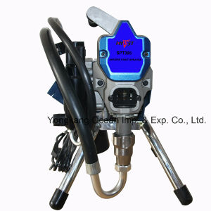 Top Quality Hyvst Electric High Pressure Airless Paint Sprayer Piston Pump Spt395 pictures & photos