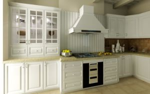 High Grade Kitchen Cabinet for American and European Market pictures & photos