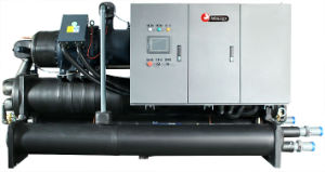 Screw Compressor Water Cooled Water Chiller