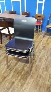 Restaurant Dining Stacking Chair (FOH-RCS1) pictures & photos