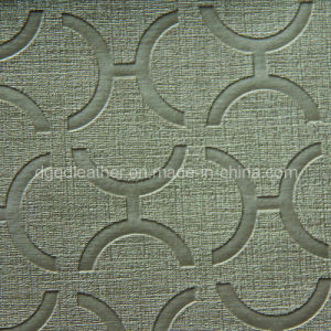 2014 Popular Upholstery Semi-PU Leather (QDL-US0004) pictures & photos