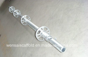 Ringlock Scaffolding Hot DIP Galvanizing Standard