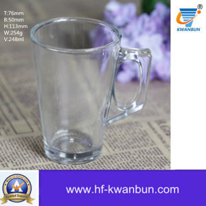 Glass Cup Mug for Beer or Drinking Kitchenware Kb-Jh06041 pictures & photos