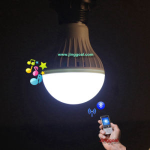 LED Bulb Bluetooth Speaker pictures & photos