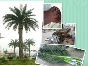 Disguised Palm Tree Tower for Telecommunication pictures & photos