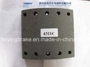 American Truck Brake Lining4311c with Compettive Price pictures & photos