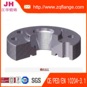 Carbon Steel Flange Sliding Threaded pictures & photos