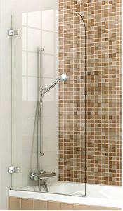 Shower Door on Bathtub Specious Shower Room pictures & photos