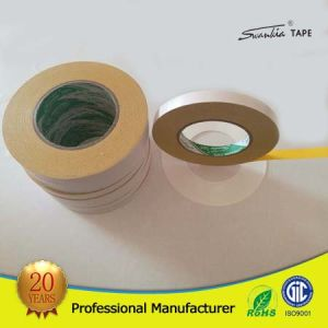 Hotmelt Yellow Glue Embroidery Tape Double Sided/Side Tape pictures & photos