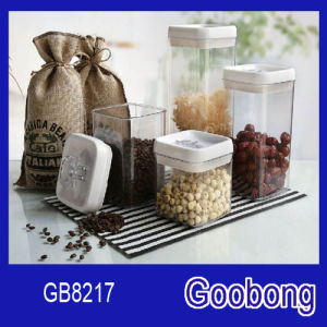 Plastic Easy Lock Airtight Storage Boxes & Bins (GB8217)