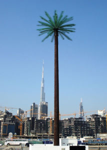 Camouflage Palm Tree Communication Tower China Manufacturer pictures & photos