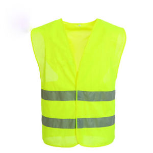 Ce Approved High Quality Reflective Safety Vest (C2501C) pictures & photos