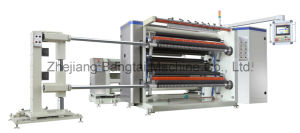 High Speed PLC Control Slitting and Rewinding Machine(Btm-D Series pictures & photos