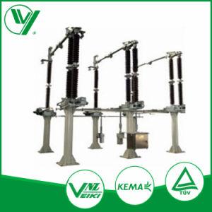 Gw37 Vertical - Break High Voltage Isolator Switch pictures & photos