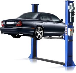 Electrical Release Two Post Car Lift with CE