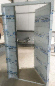 Medical X-ray Protection Lead Door pictures & photos