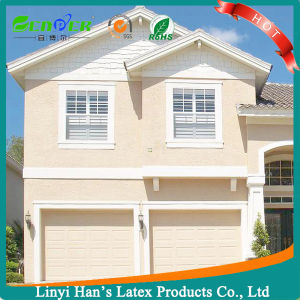 Han′s China Manufacture Waterproof Exterior Wall Paint pictures & photos