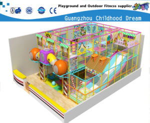 New Design Indoor Naughty Castle with Trampoline (HC-22334) pictures & photos