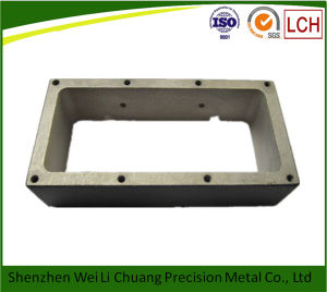 Cast Aluminum Boat Parts with Timely Delivery From Shenzhen