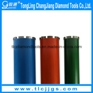 Diamond Tip Hollow Core Drill Bit for Cutting Reinforced Concrete pictures & photos