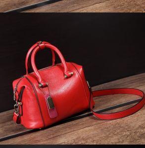 Hot Sale Ladies 2017 Fashion Boston European Style PU Handbags pictures & photos