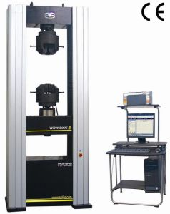 Electronic Universal Testing Machine WDW-500E pictures & photos