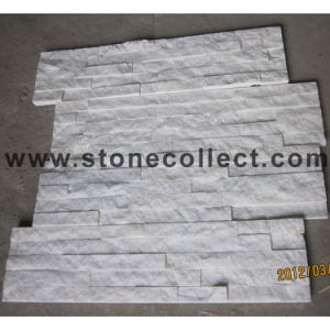 White Quartzite Culture Stone/Wall Claddings/Wall Bricks pictures & photos