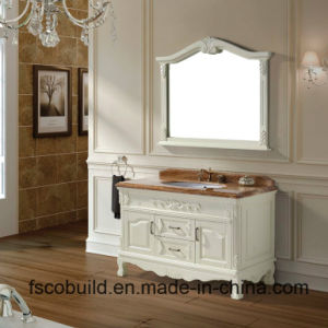 Classical Bathroom Cabinet, Foshan Quality Bathroom Vanity (K-833)