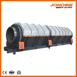 1HSD1512A Trommel Screen (rotary drum screen) for Metal Recycling/Msw pictures & photos